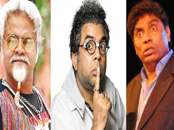 Top 10 Ever Best Comedians in Bollywood